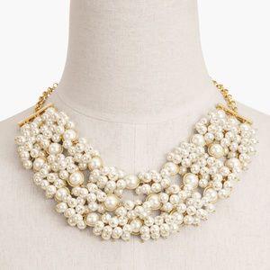 Talbots Multi Strand Pearl Necklace